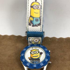 Universal Accessories - Despicable Me Minion Digital Watch